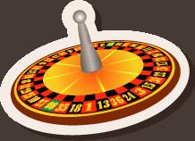 Roulette Icon