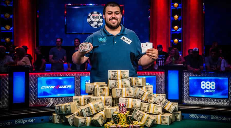 WSOP Winner From NJ