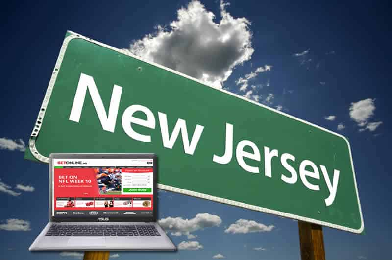 NJ online sports betting