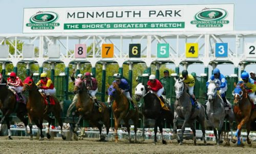 Monmouth Park New Jersey